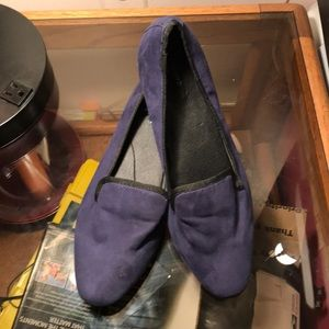 NWOT Womens Blue Forever 21 Shoes Sz8.5 Great Cond